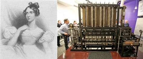 Lady Ada Lovelace a travaillé sur un langage informatique. © Jurvetson, Flickr, cc by 2.0