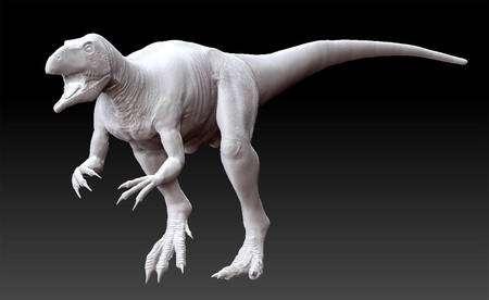 Comment Modéliser Un Dinosaure En 3d