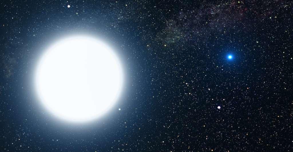 Les travaux des chercheurs australiens fournissent un moyen de détecter des systèmes doubles qui ne pourraient pas l'être à l'aide d'autres méthodes, et un moyen de mesurer les masses de ces étoiles, d'étudier leurs orbites et leurs propriétés. © WikiImages, Pixabay License