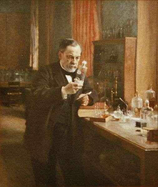 Louis Pasteur. Le procédé qui dérive de son nom a d'abord été appliqué à la conservation du vin. © Wikimedia Commons, DP