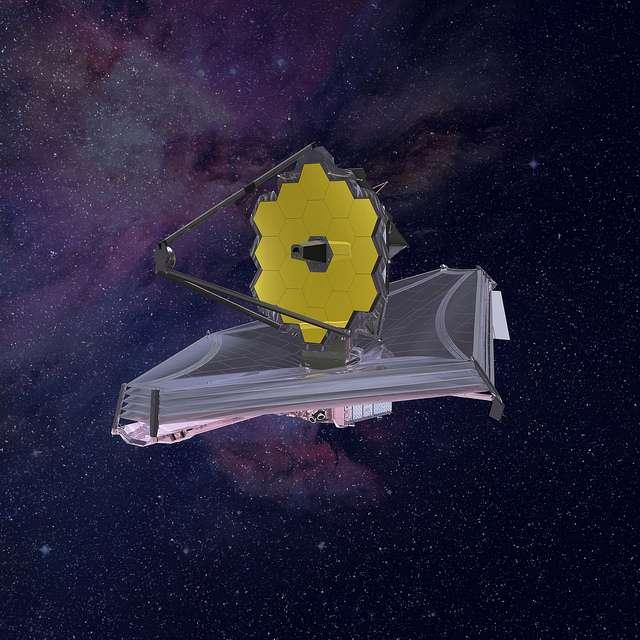 Le lancement du James-Webb Space Telescope, présenté comme le successeur du bien-aimé Hubble, est très attendu. Il devrait se lancer dans la chasse aux exoplanètes tout en étudiant l'histoire de l'univers et des galaxies. © Northrop Grumman, Nasa, Flickr