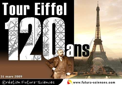 120 ans de la Tour Eiffel