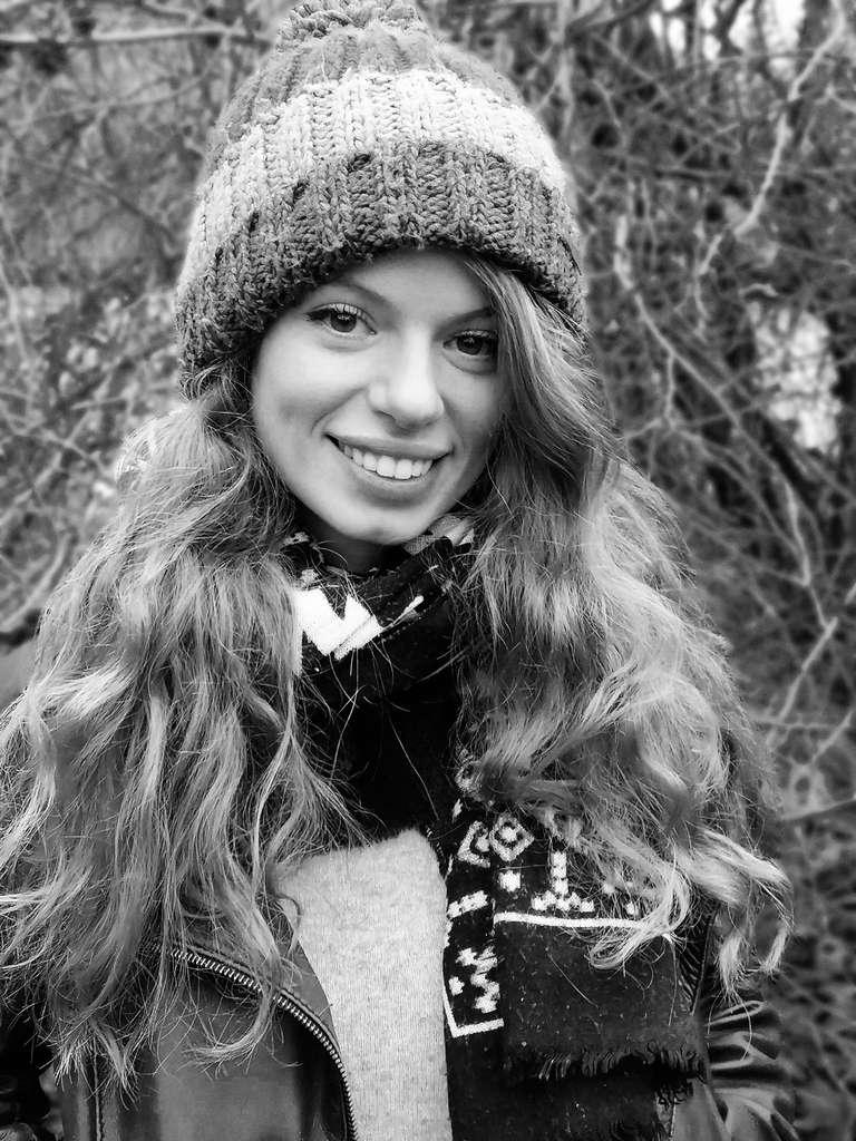 La géologue et planétologue Lucia Mandon, postdoctorante au Lesia. © Lucia Mandon