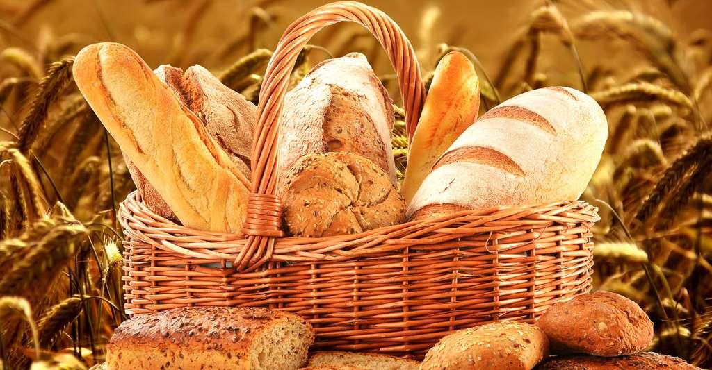 Du pain à l'envi. © Momentmal, AnnaER, Pixabay, DP
