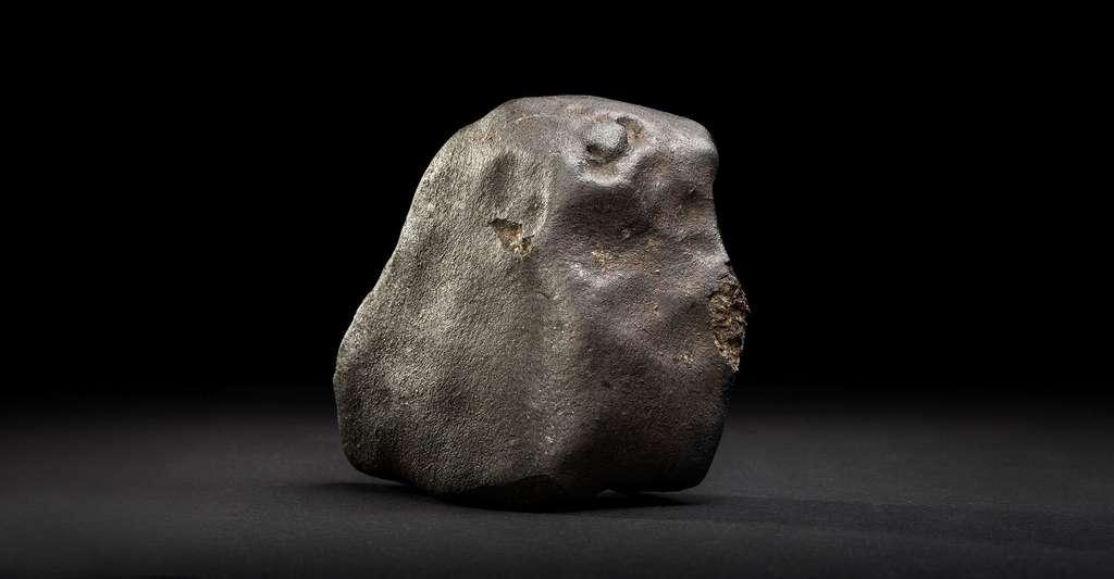 Météorite de Murchison trouvée en 1969 en Australie. © Museopedia, Wikimedia Commons, CC by-sa 4.0