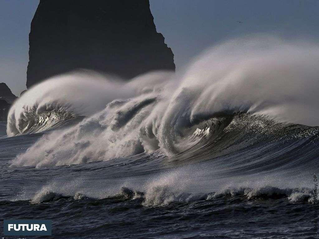 Pacifique : cet océan possède des vagues les plus médiatisées au monde, idéales pour le surf