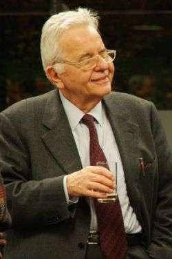 L'italien Nicola Cabibbo, un oublié du prix Nobel de physique 2008. Crédit : Marcella Bona