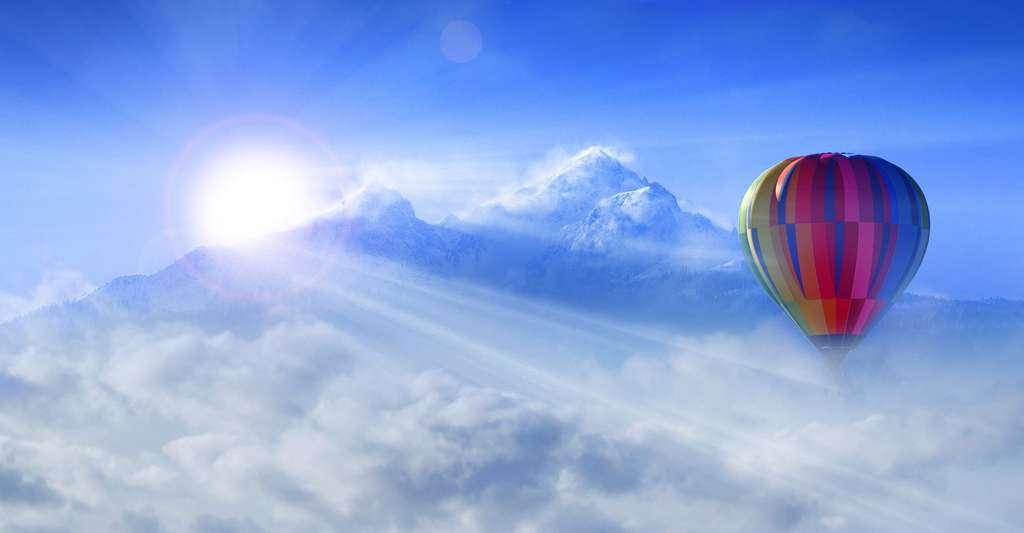 Pourquoi Le Ciel Est Bleupourquoi Le Ciel Est Bleu Enfin La Reponse Les Questions Meteo