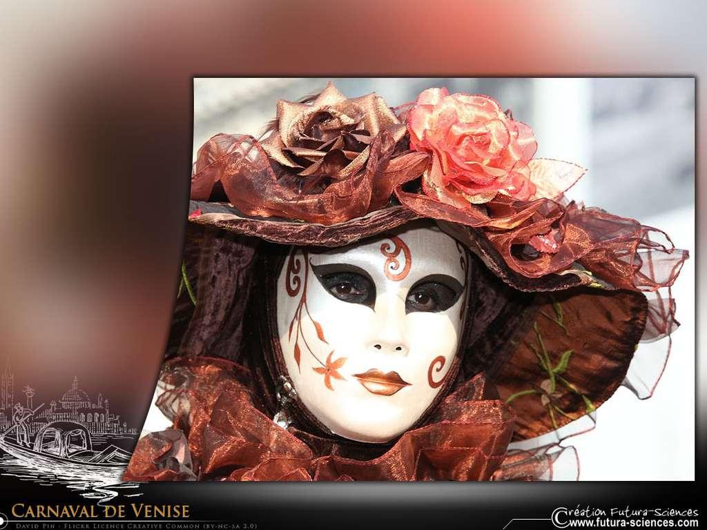 Carnaval de Venise - Roses