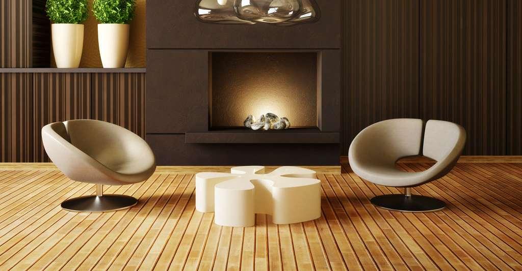 L'utilisation des matériaux est très importante pour une bonne énergie thermique. © AlexRoz, Shutterstock