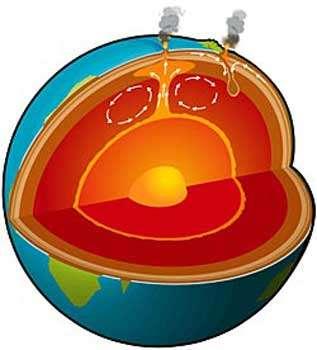 Le gradient géothermal de la planète. © ADEME-BRGM