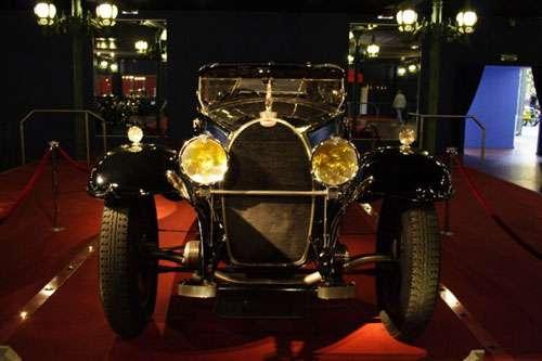 Bugatti Coupé type 41 1929 au musée de l'Automobile (Mulhouse, France). © ignis, license version 1.2 or any later