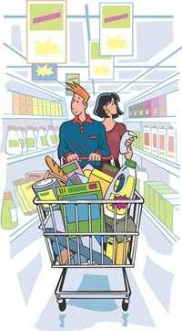 Il n'est pas toujours évident d'acheter des produits verts réellement durables et bon marché. © Ademe