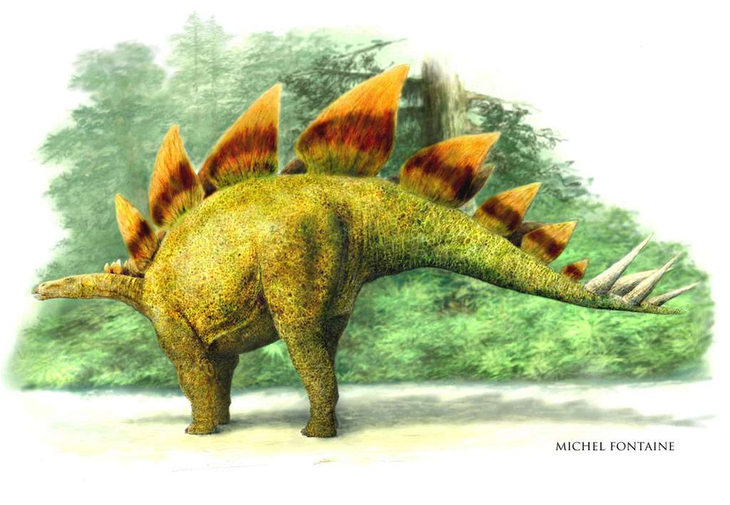 Stégosaurus