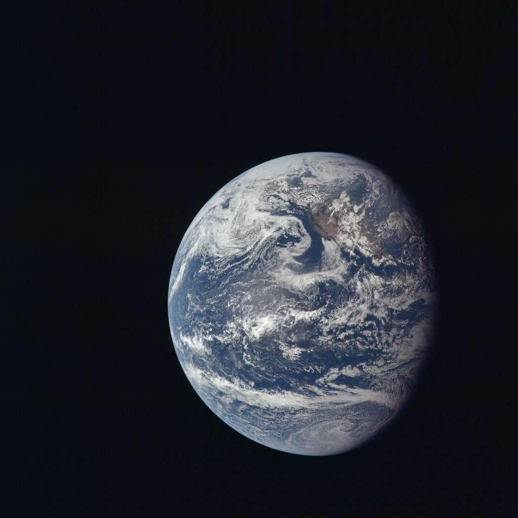 La Terre diminue à vue d'œil
