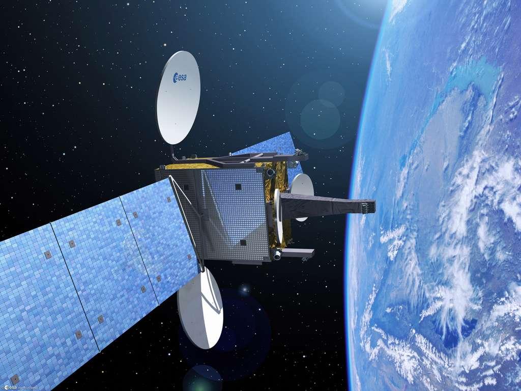 L'Esa finance d'importants programmes de recherche dans le domaine des télécommunications spatiales, qu'elle mène en étroite collaboration avec l'industrie. Les innovations qui en découlent renforcent ainsi la compétitivité de l'industrie spatiale sur un marché d'avenir et très concurrentiel au niveau mondial. © Esa, P. Carril