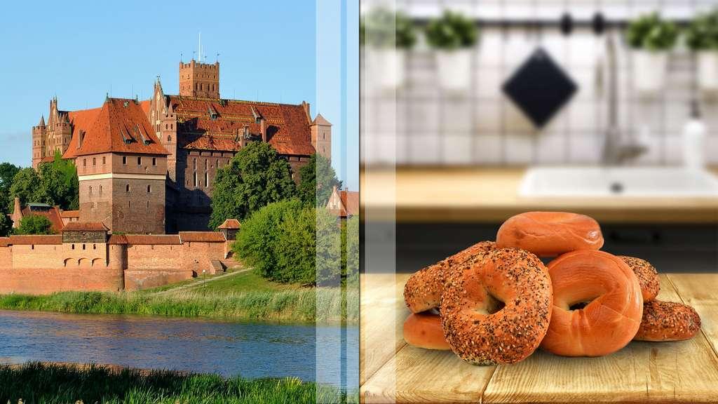 Le bagel, un pain originaire de Pologne
