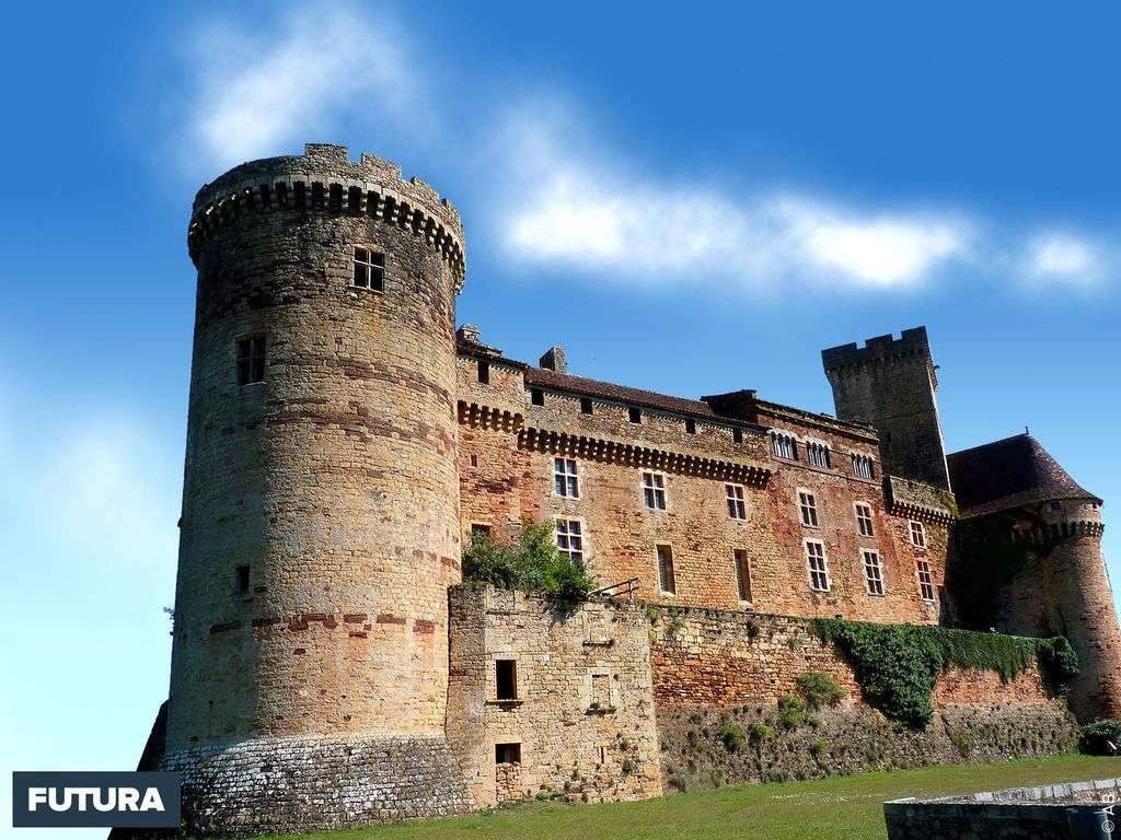 Château de Castelnau - Dordogne