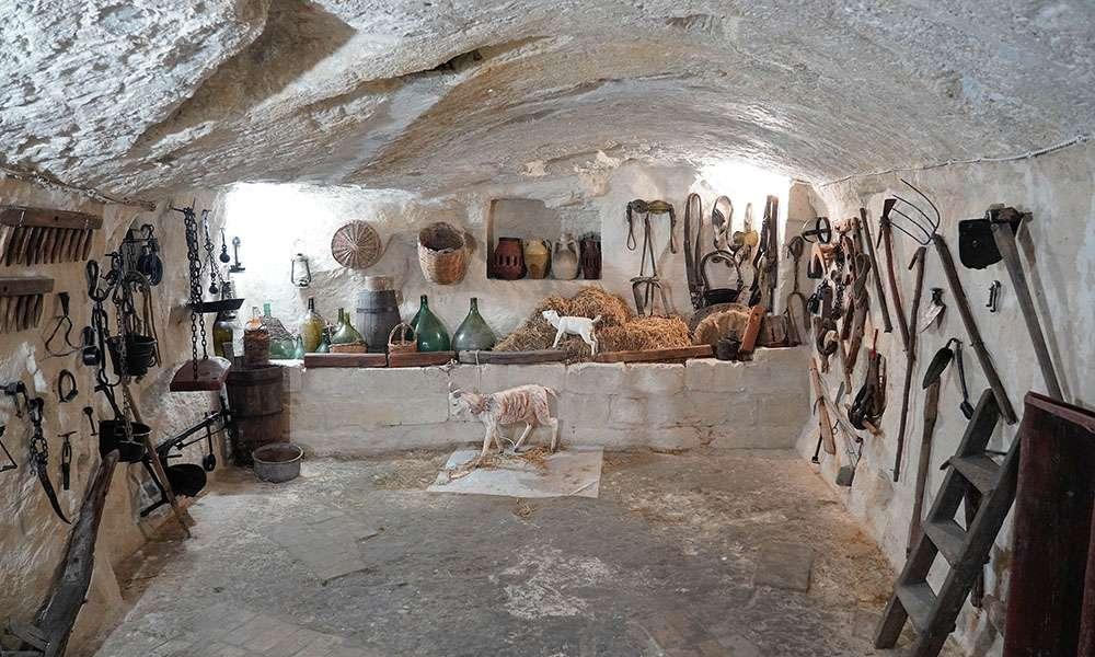 Réhabilitation d'un « Sassi » de Matera. © Antoine, tous droits réservés