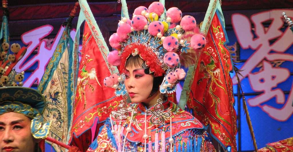 Chengdu, berceau de l'opéra du Sichuan