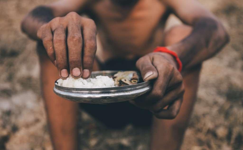 80 % de la population menacée par la faim vit en Afrique ou en Asie du sud-est. © panitan, Adobe Stock