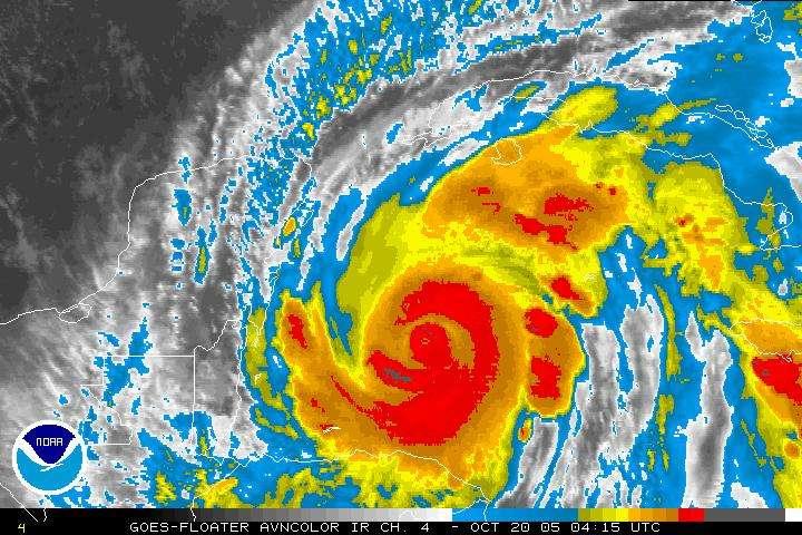 Cyclone Wilma