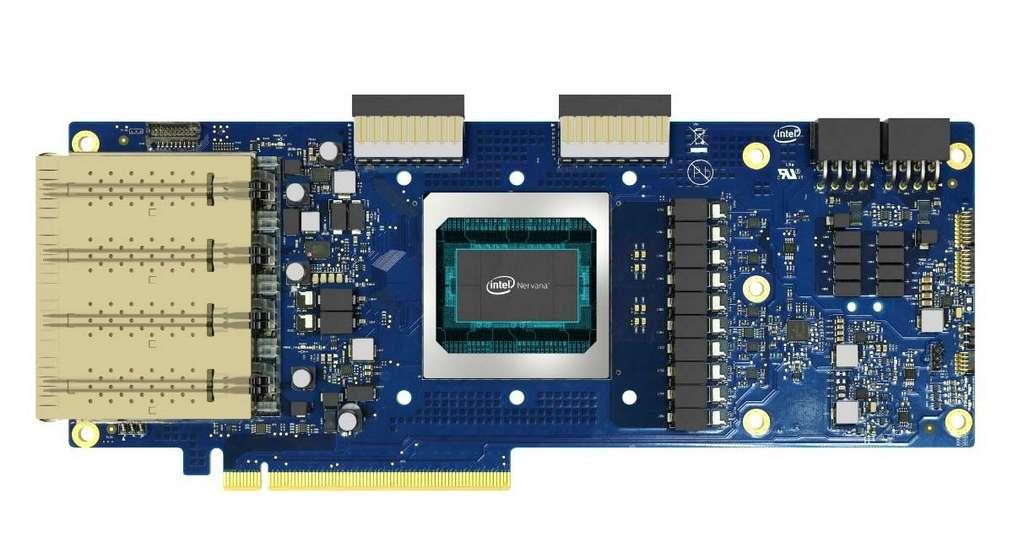 Le nouveau processeur s'intègre sur une carte qui s'insère de manière très simple sur un connecteur M.2 habituel. © Intel