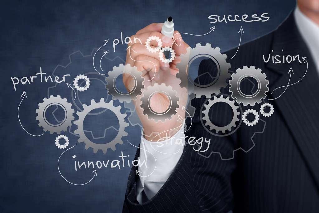 Le métier de consultant en innovation nécessite des multiples compétences pour bien accompagner les entreprises ou les porteurs de projet. © BillionsPhoto.com, Adobe Stock