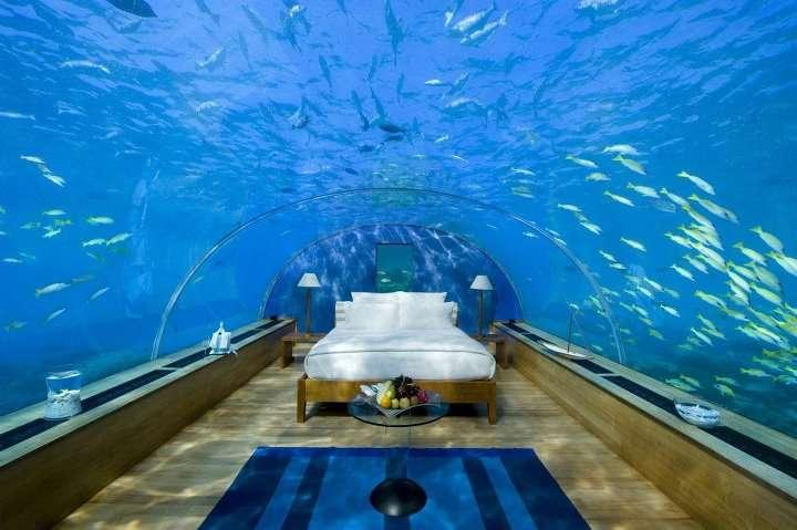 Une suite immergée !