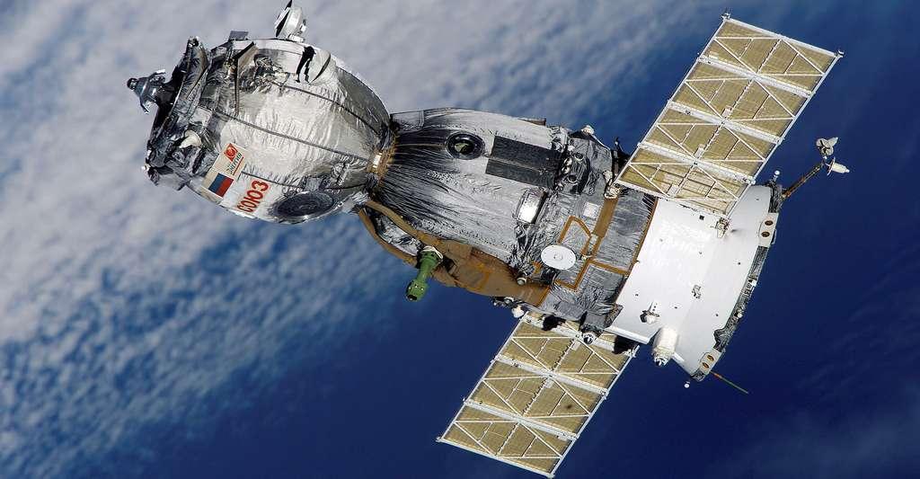 Soyuz. © Thegreenj, Domaine public