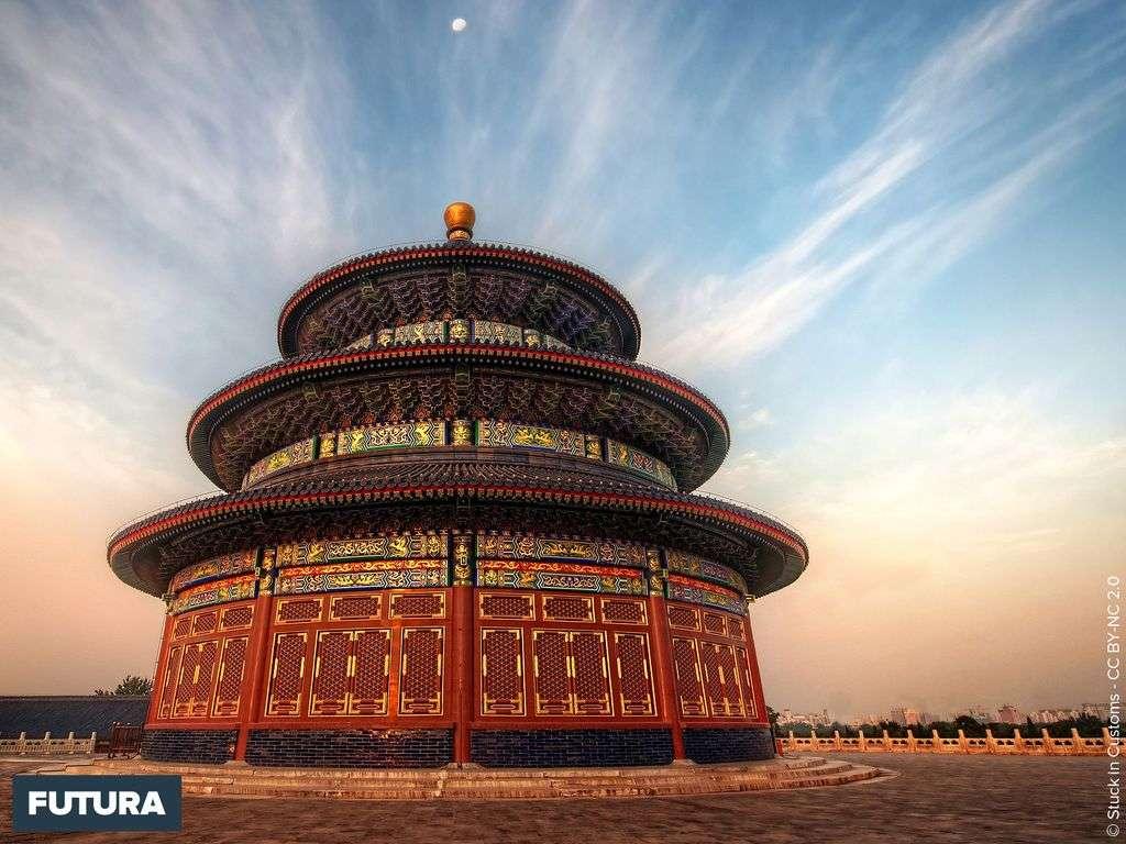 Temple du ciel Pékin - Chine