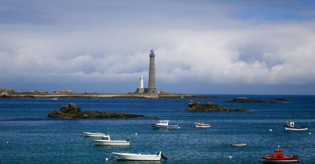 Phare de l'Île Vierge. © Gus.mlb, Wikimedia commons, CC by-sa 3.0