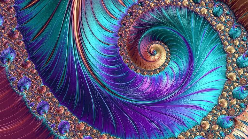 L'art fractal : des images issues de logiciels