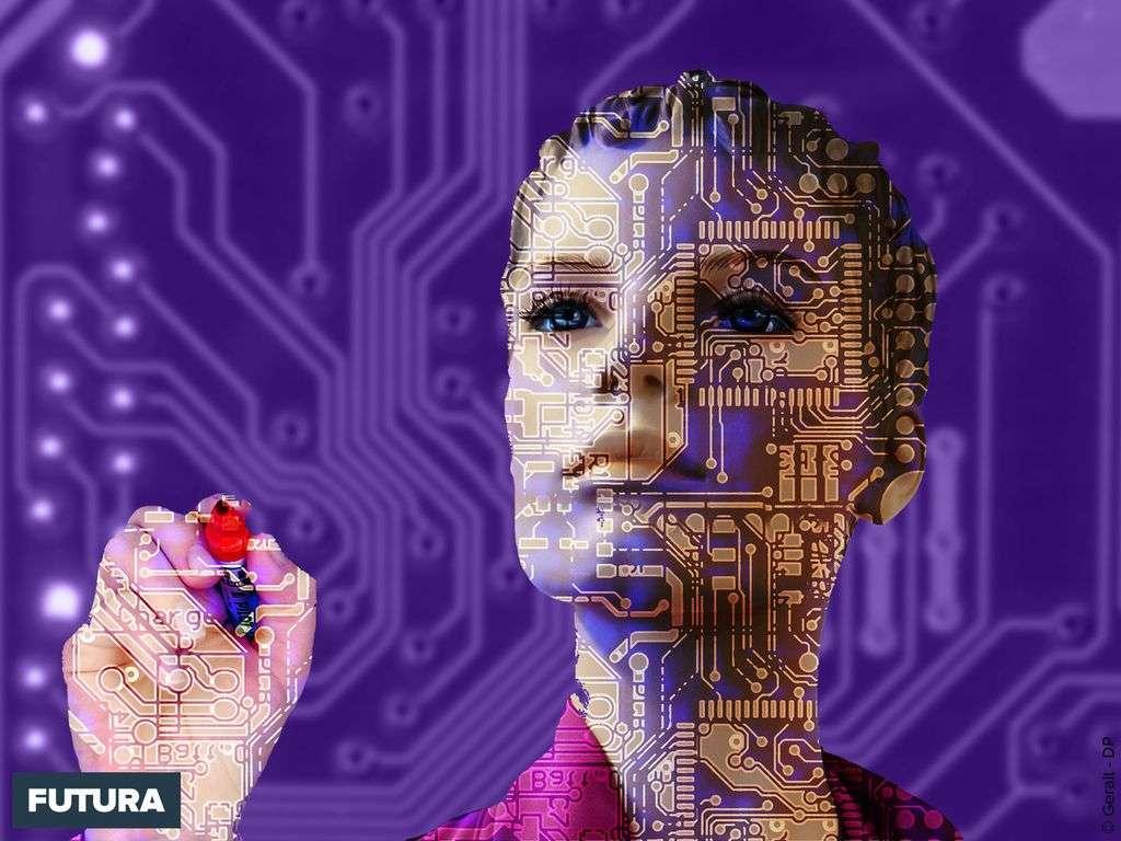 L'intelligence artificielle ou « IA » a été créée par John McCarthy