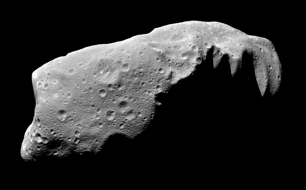 L'astéroïde 243 Ida. © Nasa