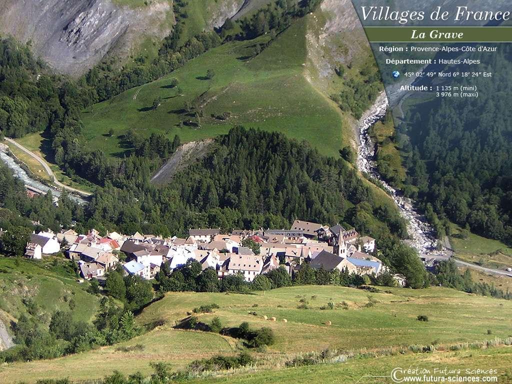 La Grave Hautes Alpes