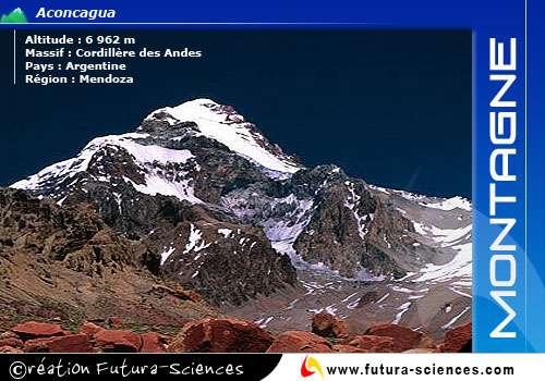 Argentine : Aconcagua