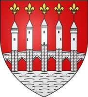 Blason de Cahors. © DR