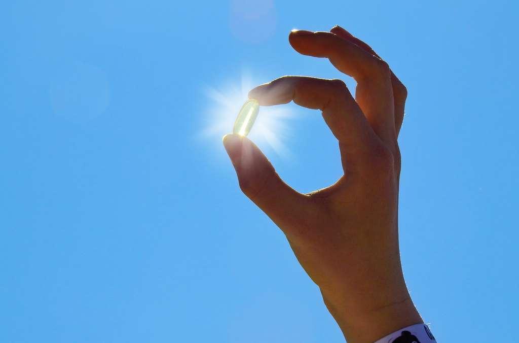 La vitamine D est synthétisée par la peau lors de l'exposition au soleil. © Exquisine, Adobe Stock