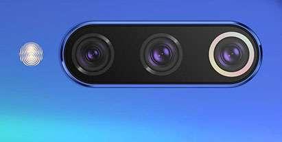 Trois capteurs au dos du smartphone avec un grand angle comme sur le Mi 9 © Xiaomi