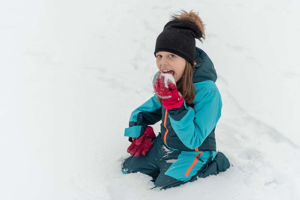 Faites toujours fondre la neige pour la boire. © klavdiyav, Fotolia