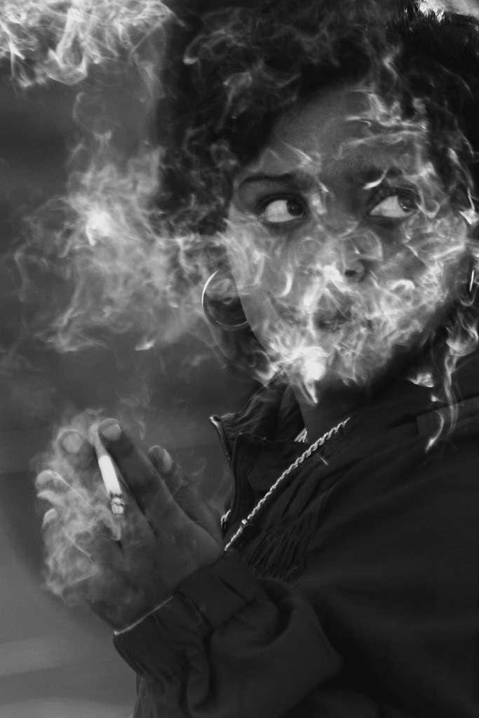 Le tabac est responsable de 6 millions de décès en 2012 selon l'OMS. © Hamed Masoumi, Flickr, cc by nc nd 2.0
