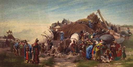 Gulliver au pays des Lilliputiens (Jonathan Swift, 1723)