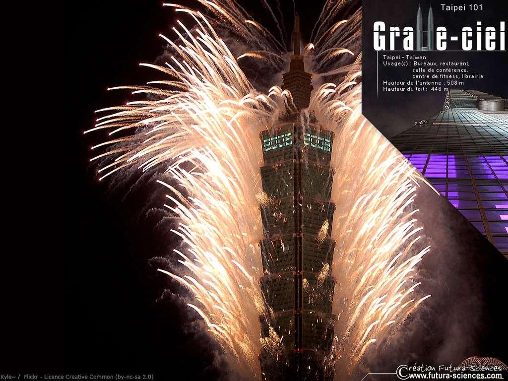 Taipei 101- Taiwan