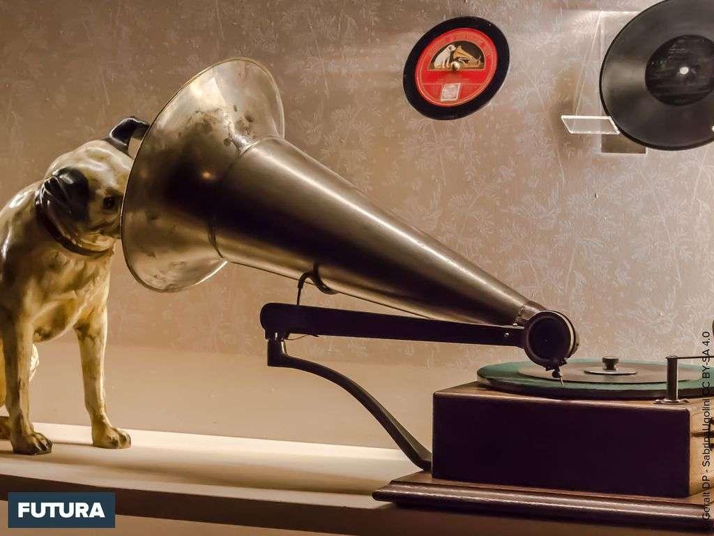 Le gramophone a été inventé par l'Allemand Émile Berliner de 1886 à 1889.