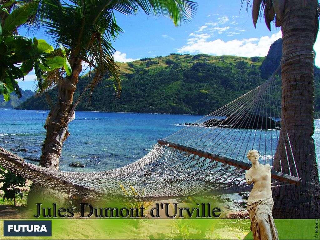 Jules Dumont d'Urville ramena la Vénus de Milo