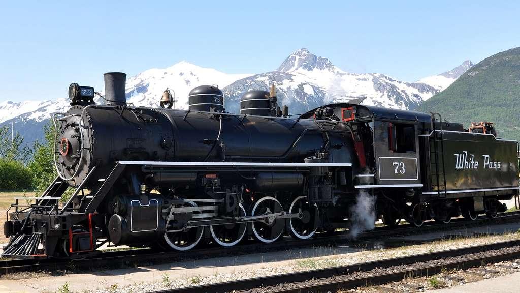 White Pass and Yukon Route : l'épopée sur les traces de Jack London