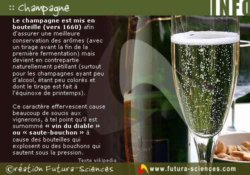 Champagne c'est Noël