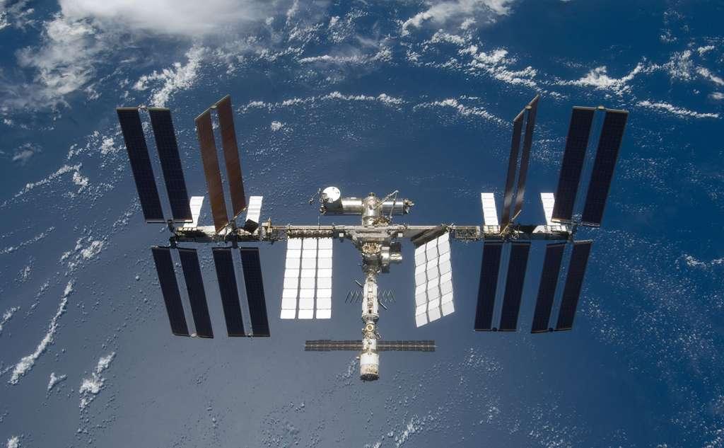 les 4 paires de panneaux solaires intstallées (mars 2009)