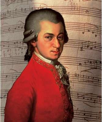 Écouter Mozart permettrait de réduire l'hypertension artérielle. © DR